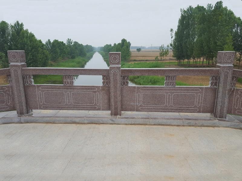 景区石栏杆雕刻样式要与景观维持风格一致